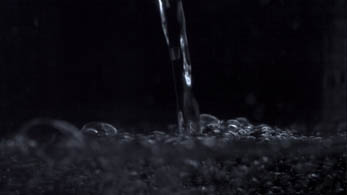 water pour